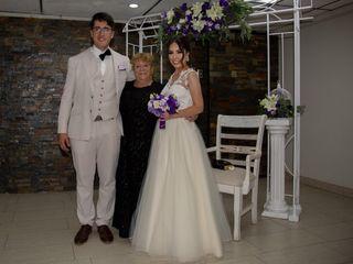 El matrimonio de Carol y Pablo 2
