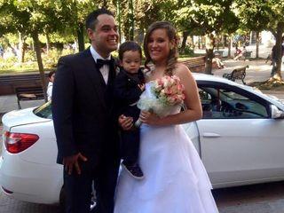 El matrimonio de Alejandra  y Cristian  1