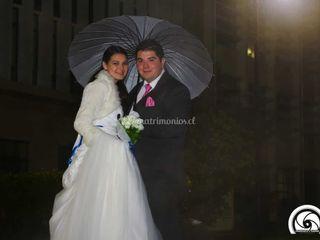El matrimonio de Yamila y Bernabé  1