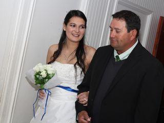 El matrimonio de Yamila y Bernabé  3
