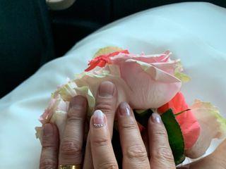 El matrimonio de Felipe y Claudia 1