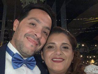 El matrimonio de Felipe y Claudia 3