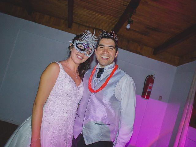 El matrimonio de Katerin y Jonnathan