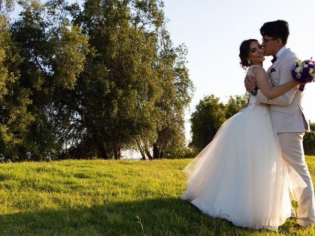 El matrimonio de Carol y Pablo