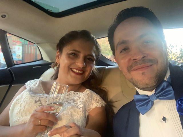 El matrimonio de Claudia y Felipe en Lampa, Chacabuco 4