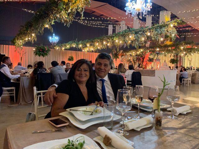 El matrimonio de Claudia y Felipe en Lampa, Chacabuco 6