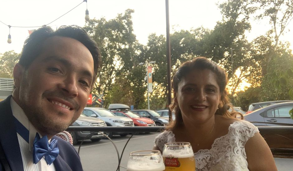 El matrimonio de Claudia y Felipe en Lampa, Chacabuco