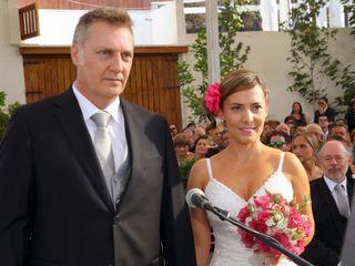 El matrimonio de Macarena y Ricardo