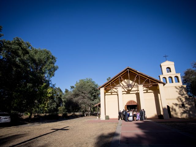 El matrimonio de Rurik y Xenia en Rancagua, Cachapoal 5