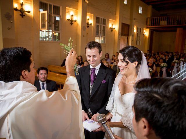 El matrimonio de Rurik y Xenia en Rancagua, Cachapoal 12