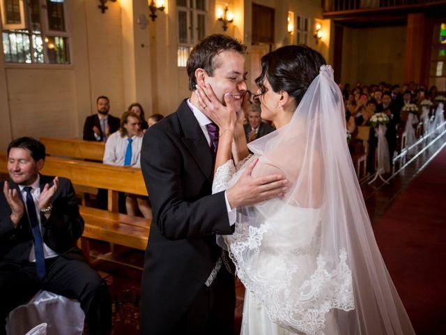 El matrimonio de Rurik y Xenia en Rancagua, Cachapoal 14