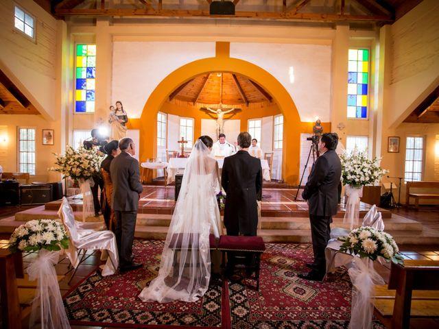 El matrimonio de Rurik y Xenia en Rancagua, Cachapoal 20