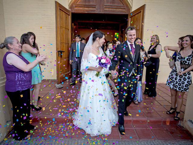 El matrimonio de Rurik y Xenia en Rancagua, Cachapoal 22
