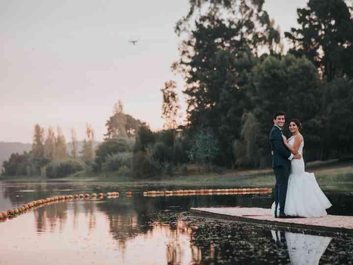 El matrimonio de Natalia y Rodrigo