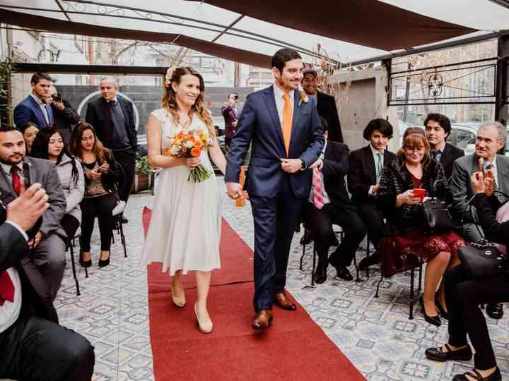 El matrimonio de Maite y Carlos