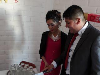 El matrimonio de Francesca  y Cristopher