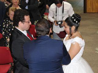El matrimonio de Vania  y Carlos  2