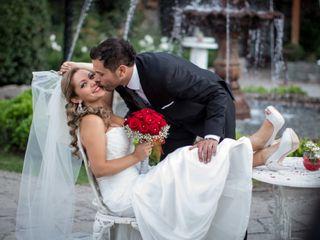 El matrimonio de Nataly y Manuel