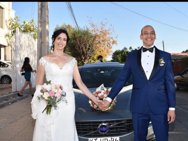 El matrimonio de Cecilia y Eliecer