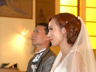 El matrimonio de Michelle y Matthew 1