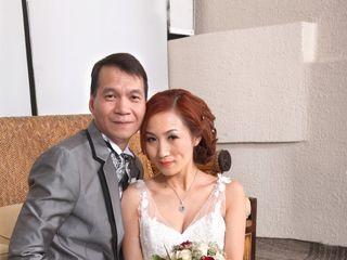 El matrimonio de Michelle y Matthew