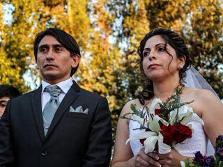 El matrimonio de Bernarda y Jose