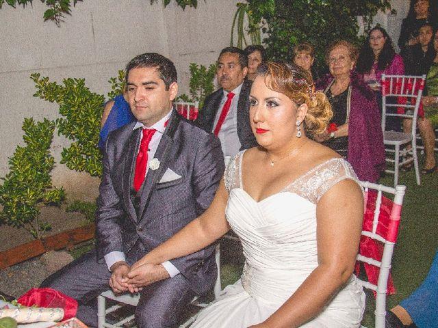 El matrimonio de Roxana y José Luis