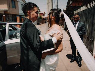 El matrimonio de Carla y Makense 1