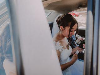 El matrimonio de Carla y Makense 3