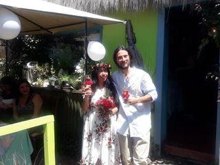 El matrimonio de Domnina y Carlos