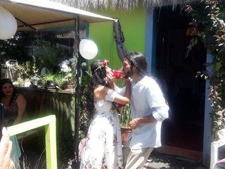El matrimonio de Domnina y Carlos 3