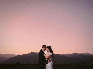 El matrimonio de Fran y Ale