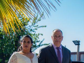 El matrimonio de Doris y Miguel 2