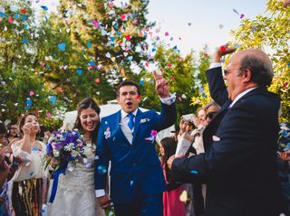 El matrimonio de Paula y Christian 1