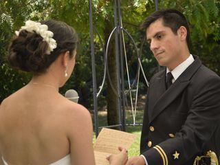 El matrimonio de Tiare y Rene 2