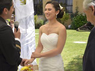El matrimonio de Tiare y Rene 3