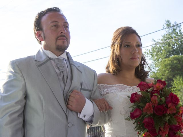 El matrimonio de Oriana y Juan Pablo