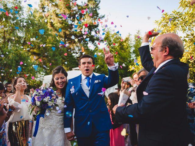 El matrimonio de Paula y Christian