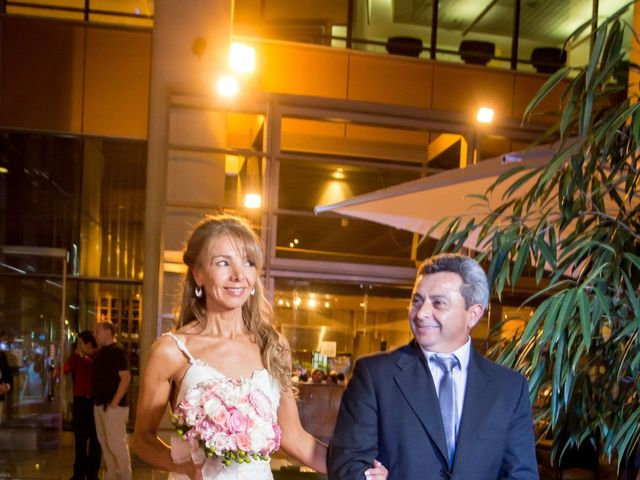 El matrimonio de Cristián y Edith en Las Condes, Santiago 8