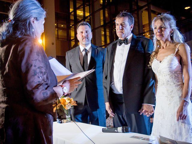 El matrimonio de Cristián y Edith en Las Condes, Santiago 12