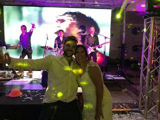 El matrimonio de Gloria y Javier 1