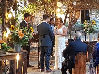 El matrimonio de Gloria y Javier 2