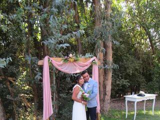 El matrimonio de Karen y Roberto 2