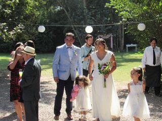 El matrimonio de Karen y Roberto 1