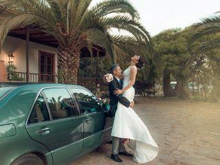 El matrimonio de Taudi y Jimmy 2