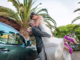 El matrimonio de Taudi y Jimmy 3