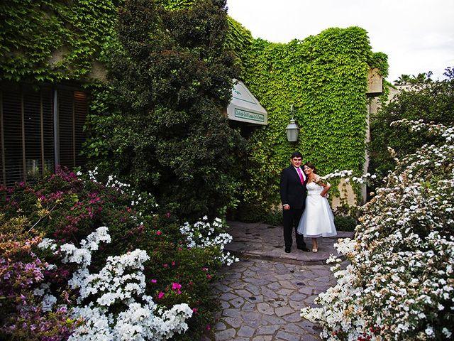 El matrimonio de Cristian y Carmen en Lo Barnechea, Santiago 8