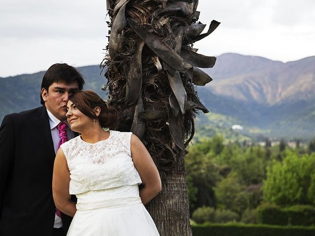 El matrimonio de Cristian y Carmen en Lo Barnechea, Santiago 10