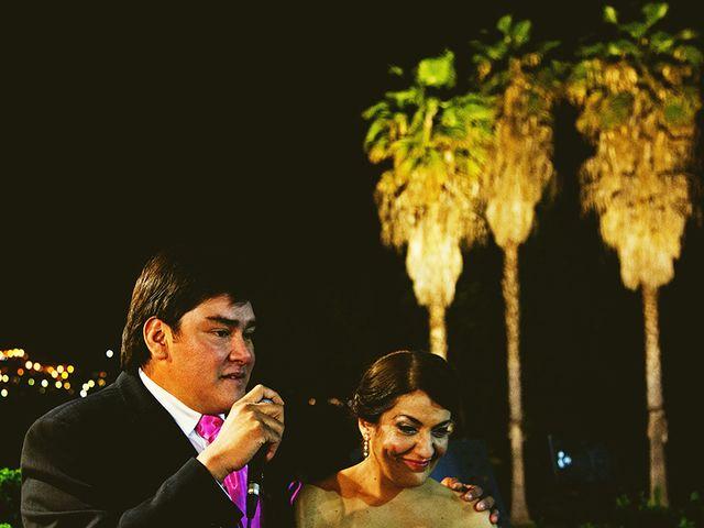 El matrimonio de Cristian y Carmen en Lo Barnechea, Santiago 15