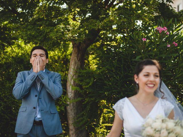 El matrimonio de Michelle y Gonzalo
